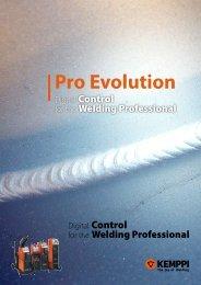Pro Evolution - Kemppi