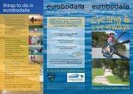 cycling & - Eurobodalla