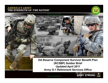 Supporting Soldiers & Families - Carlisle Barracks - U.S. Army