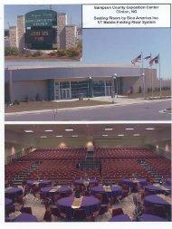 Sampson County Exposition Center, North Carolina - Italasia