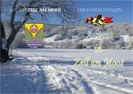Kulturprogramm 2012 (751 KB) - .PDF - Zell am Moos