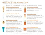 The Ultimate Facial - Beaty Nation | Arbonne | Pure and Safe Health