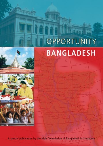 Opportunity Bangladesh - Sun  Media Pte Ltd