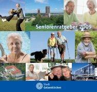 Seniorenratgeber 2009 - Stadt Gelsenkirchen