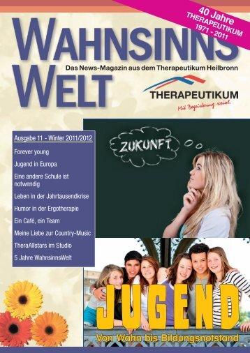 40 Jahre Von Wahn bis Bildungsnotstand - THERAPEUTIKUM ...