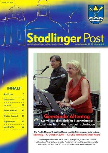 Gemeinde Altentag - Stadl-Paura