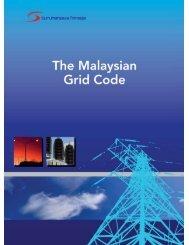 to download the Malaysian Grid Code - Tenaga Nasional Berhad