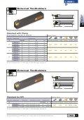 Thread Turning Toolholders - Page 5