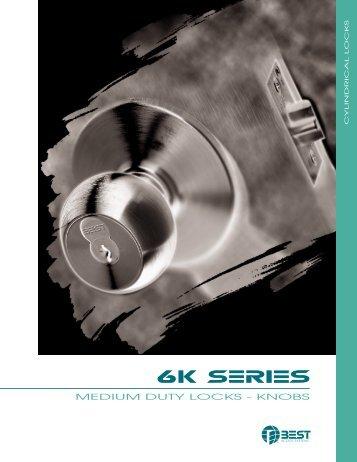 MEDIUM DUTY LOCKS - KNOBS - Best Access Systems