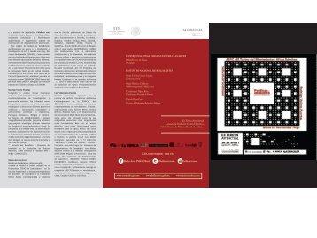 Poeticas del Encuentro. Tres piezas entrelazadas - Coordinacion ...