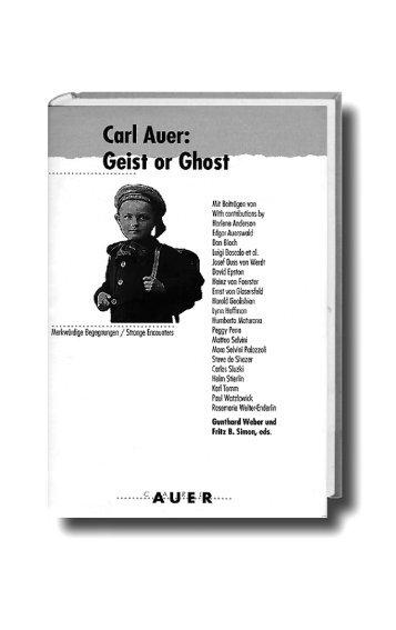 Paul, watzlawick - Biography, Books and Theories