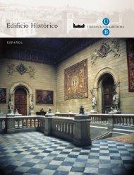 Edificio Histórico - Les Publicacions de la Universitat de Barcelona