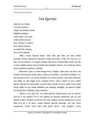 Īstā līgaviņa /ista_ligavina.pdf 314kB - LU Pedagoģijas, psiholoģijas ...