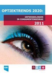 OPTIEKTRENDS 2020: - Hoofdbedrijfschap Detailhandel