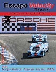 December, 2011 Escape Velocity Magazine - Space Coast PCA ...