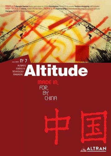 Download issue 7 - Altran