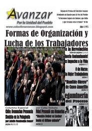 Diario Avanzar N° 5 - Luis Emilio Recabarren