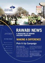 Rawabi Holding Magazine Issue 32