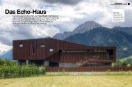 Das Echo-Haus