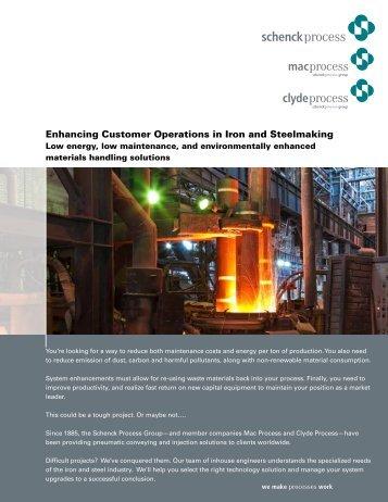 Capabilities Brochure - Mac Process - Mac Process Mac Process