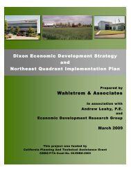 Read Economic Development Strategy and Implementation Plan