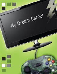 My Dream Career - Literacy Link South Central