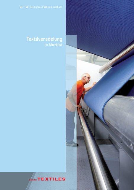 Textilveredelung - Textilverband Schweiz