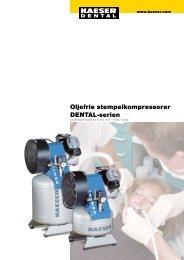 dental - KAESER Kompressorer