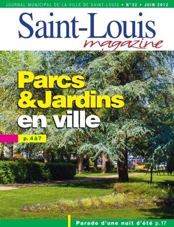 Saint-Louis magazine n° 32 en pdf
