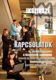 IKSZIKSZÍ - Általános Vállalkozási Főiskola