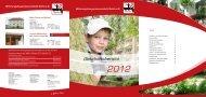 Jahresbericht der wbg - Wohnungsbaugenossenschaft Gotha eG