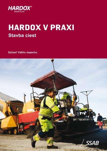 PDF verzia ku katalógu 3 Hardox v praxi-Stavba ciest