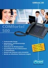 COMfortel® 500 - Mercateo