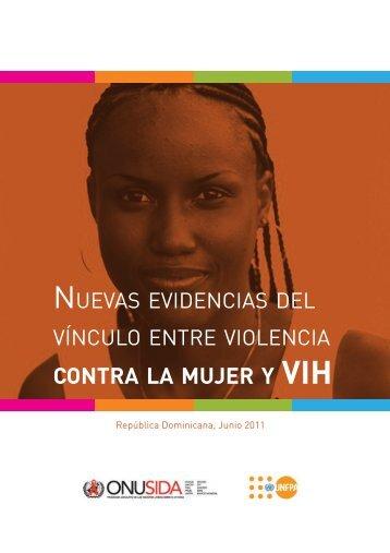 Nuevas evidencias: Mujer y VIH