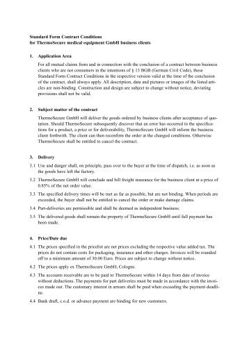 Standard Form Contracts And Contract Schemas A Preliminary