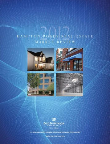 hampton roads real estate market review - College of Business ...