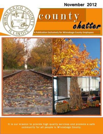 November 2012 - Winnebago County, Illinois