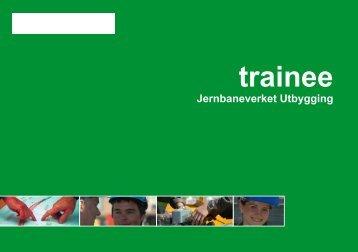 trainee - Jernbaneverket