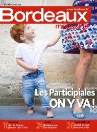 Bordeaux magazine - Octobre 2012