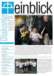 Ausgabe 02/09 - Evangelische Kliniken Gelsenkirchen GmbH