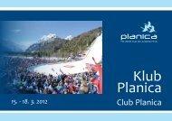 Klub Planica