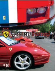 Volume 14 Issue 5 - Ferrari Club of America - Southwest Region