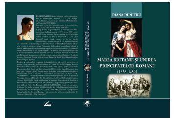 DIANA DUMITRU, Marea Britanie şi Unirea Principatelor Române