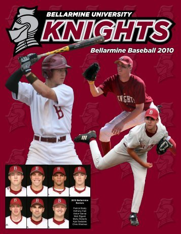 2010 Media Guide - Bellarmine Athletics - Bellarmine University