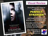 Visual Review - Visual Hollywood