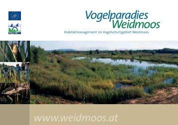 Download als pdf (1,4 MB) - Vogelparadies Weidmoos
