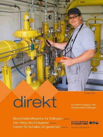 Ausgabe 03 - Stadtwerke Ettlingen GmbH