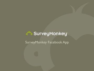 Facebook Page - Help - SurveyMonkey