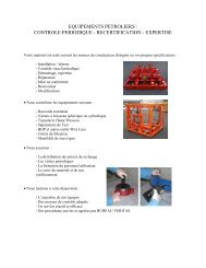 controle periodique - recertification - expertise - FCE
