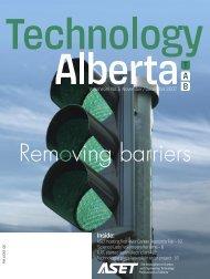 Technology Alberta nov/dec.07 - ASET